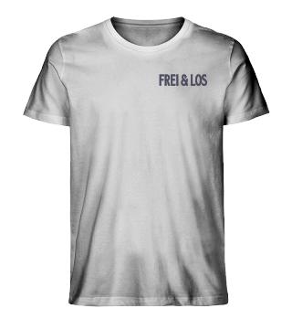 Shirt - frei & los beidseitig