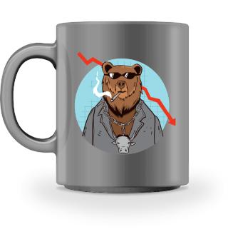 Stock Exchange Bear