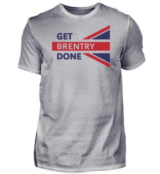 Get Brentry Done (Union Jack / Großbritannien)