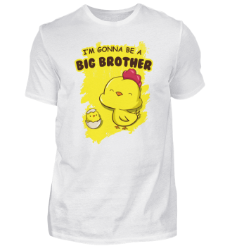 I'll be a big brother chicks