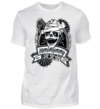 Herren Kurzarm T-Shirt Ramimimmy Ramirez