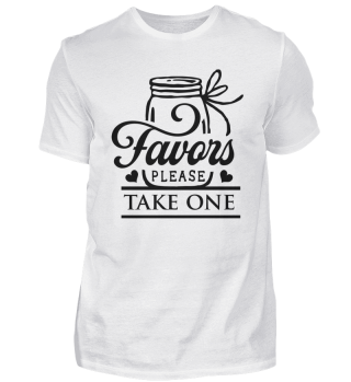 Favors - please take one