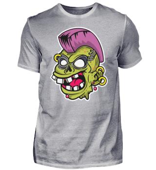 ☛ Zombie Punk #20.1