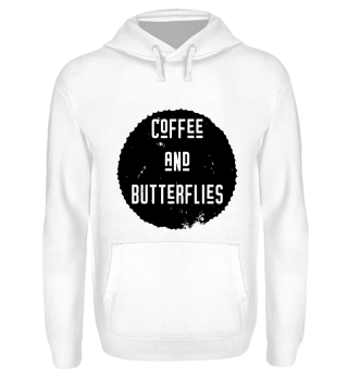 Coffee and Butterflies