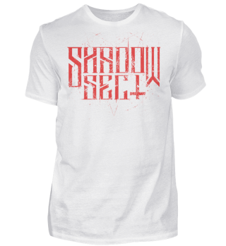 Shadow Sect Logo Man T-Shirt