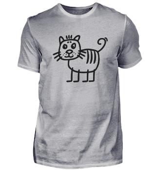 Katze Tigerkatze Katzenfreund