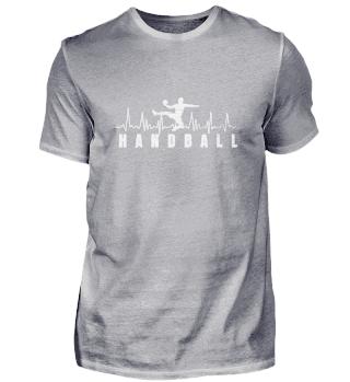 Handball Pulse Heartbeat Sport Gift
