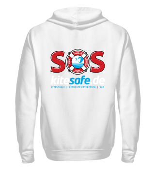 kitesafe.de SaveOurSchool Zipper