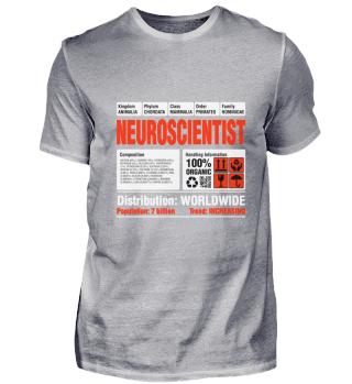 Funny Neuroscientist Shirt