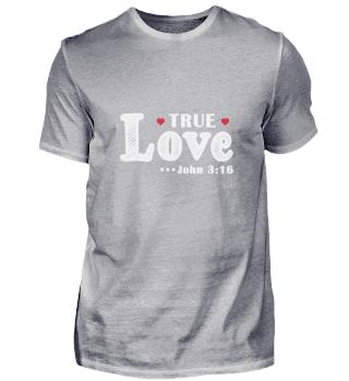 Wahre Liebe Johannes 3:16
