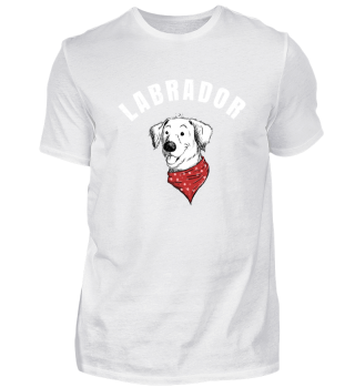 Witziger Labrador I Labbi I Hund I Comic