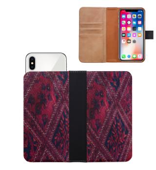 Roter Teppich orientalisch Wallet Case red carpet