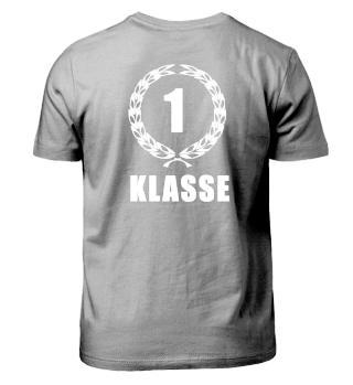 1. Klasse T-Shirt | Schulanfänger