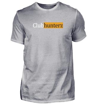 Herren Premium Shirt - weisses Logo