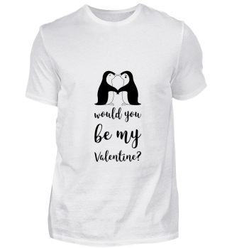 Valentingstag & Liebe | Pinguine in Love