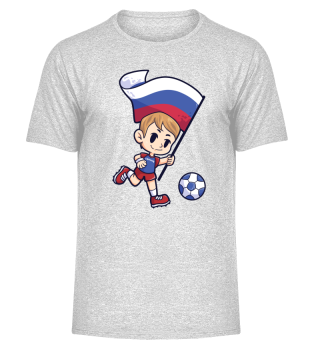 Russia football flag Young Child Sport
