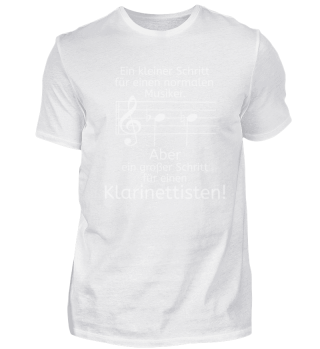 Ideal für Klarinettisten