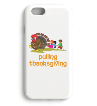 Pulling Thanksgiving