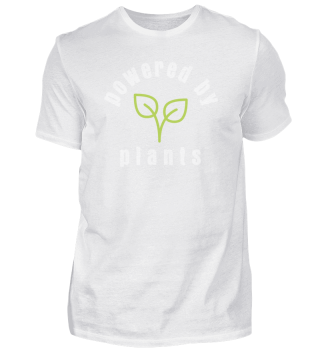 Angetrieben von Pflanzen Veganer Gemüse