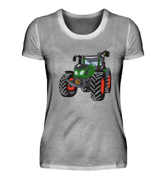 Traktor - Damen
