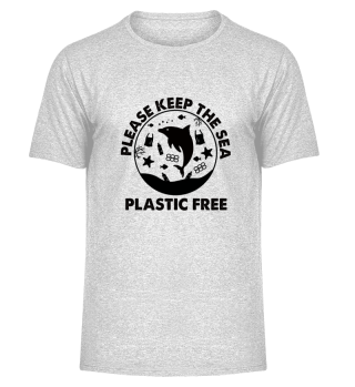 Keep the ocean plastic free
