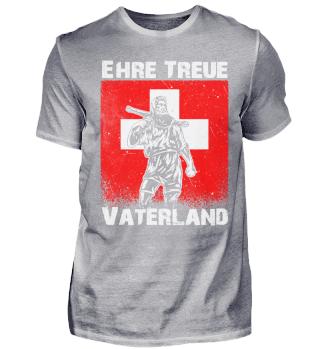 Tell Schweiz Ehre Treue Vaterland