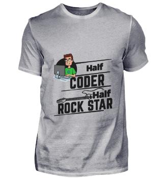 D001-0336B Coder Programmierer - Half Ro
