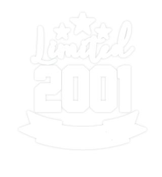 limited edition 2001 Birthday