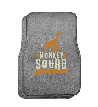 Monkey Squad Group Monkeys