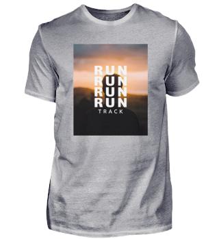 Run run run run track