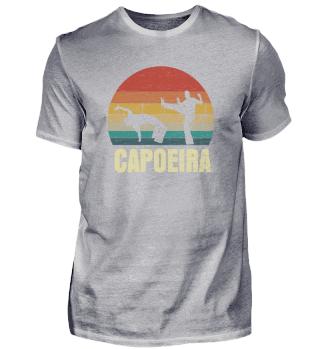 Capoeira Retro Heartbeat Gift
