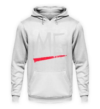 MG Glas Logo Hoodie