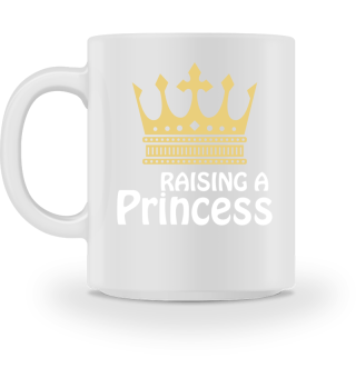 Raising A Princess Mutter Tasse