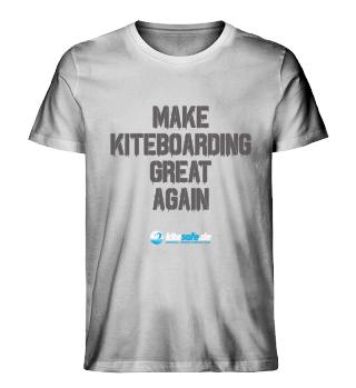 kitesafe.de Herren Premiumshirt MKGA gr
