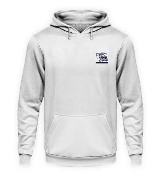 JCD Club Hoodie - Logo/Grill, beidseitig