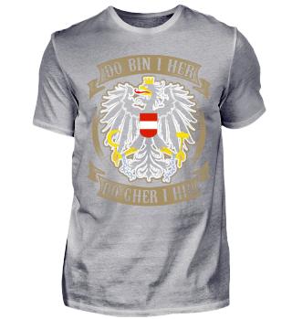 Österreich-Do bin i her