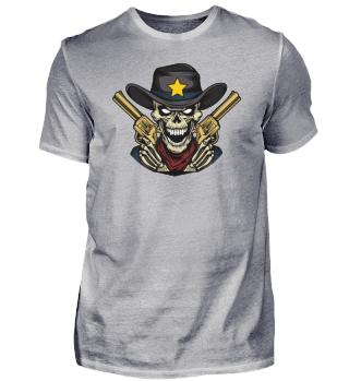 ☛ Cowboy Skull #20.3