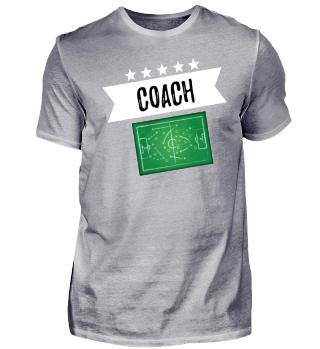 5 Sterne - Fussball Coach - Taktik