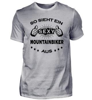 Sexy daumen MOUNTAINBIKER