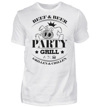 ☛ Partygrill - Grillen & Chillen - Pork #2S