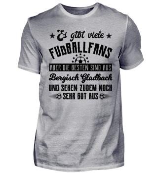 Fußball T-Shirt - Bergisch Gladbach