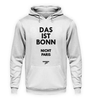 Das ist Bonn nicht Paris w/b