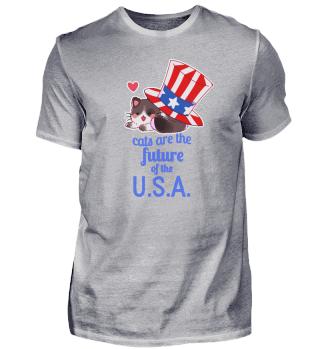 Cats USA America