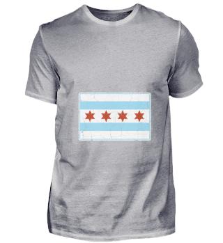 Chicago flag symbol landmark Windy City