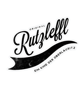 Rutzleffl - Oberlausitz Aufkleber