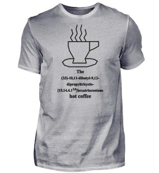 hot coffee - IUPAC - b - I