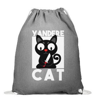 Yandere Cat Kawaii Otaku Anime