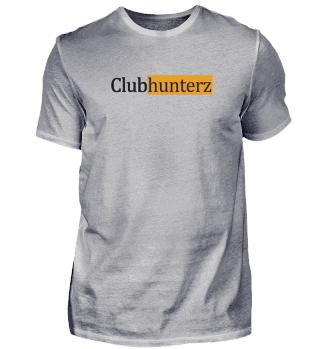 Herren Basic Shirt - schwarzes Logo