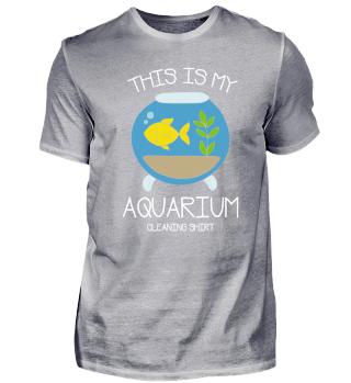 Aquarium Reinigungsgeschenk