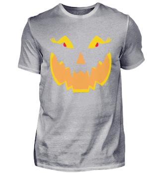 Halloween Kostüm Lustiges Kürbis Gesicht
